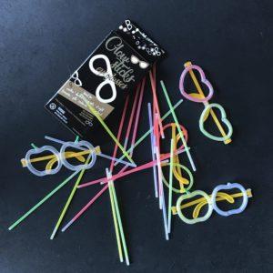 Glowsticks Brilletjes