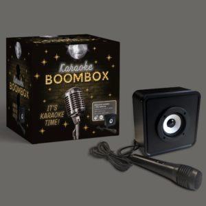 Karaoke Boombox Set