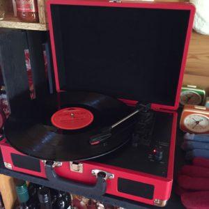 Pick-Up Vinyl Platenspeler