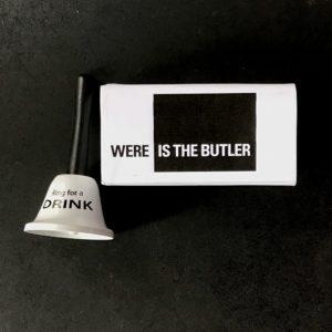 Butler belletje