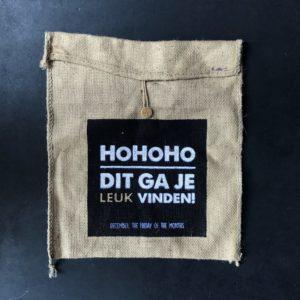 Eco jute bag