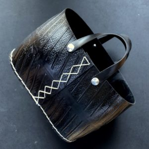 Recycled Rubber Bag