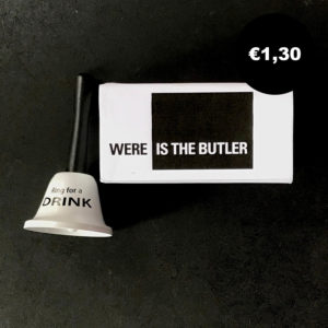 Butler belletje