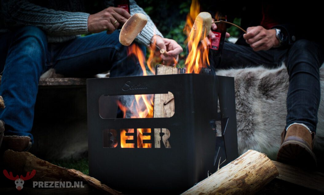 Beer on Fire