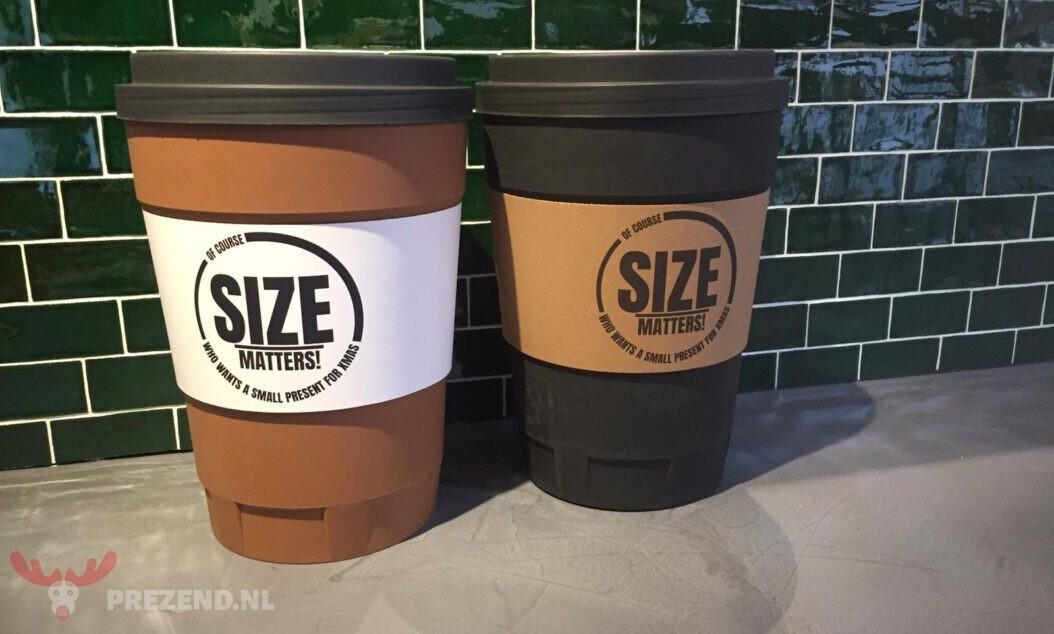 XXL Coffee cup
